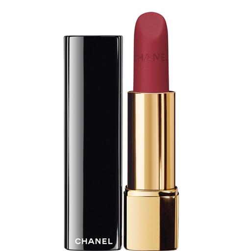 Chanel Rouge Allure Velvet Intense Long-wear lip colour 51 La Bouleversante