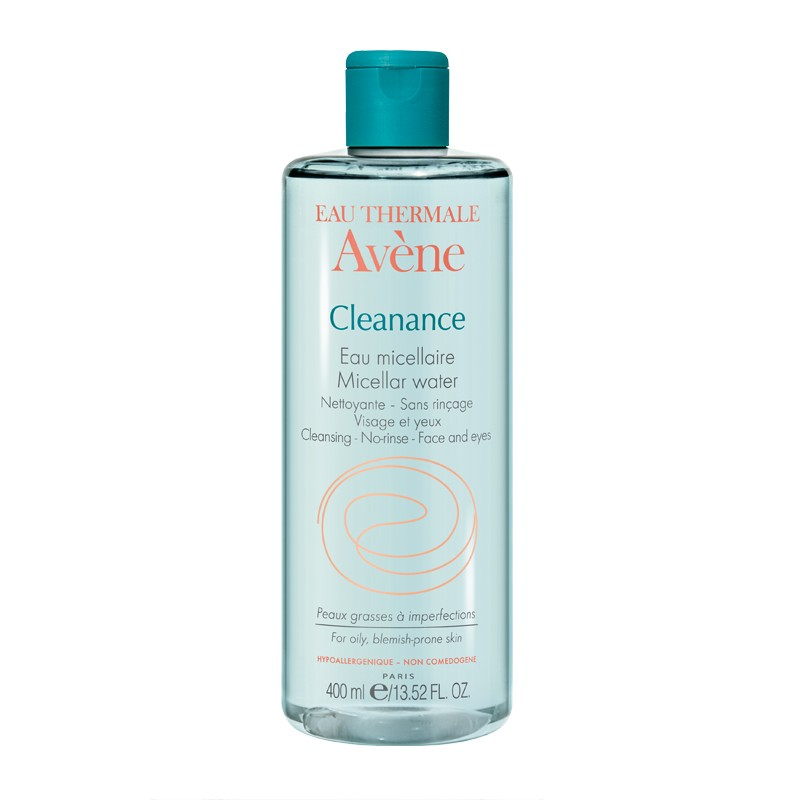 Avene Cleannce Cleansing Water, €20.99