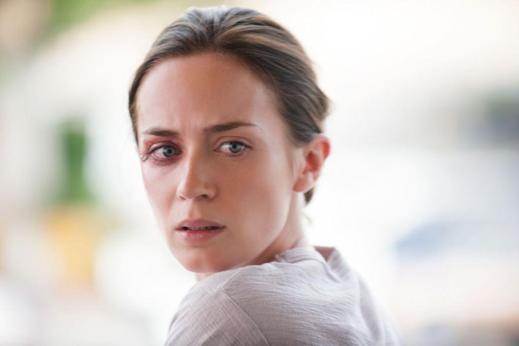 Emily Blunt plays FBi agent Kate Maser in Sicario
