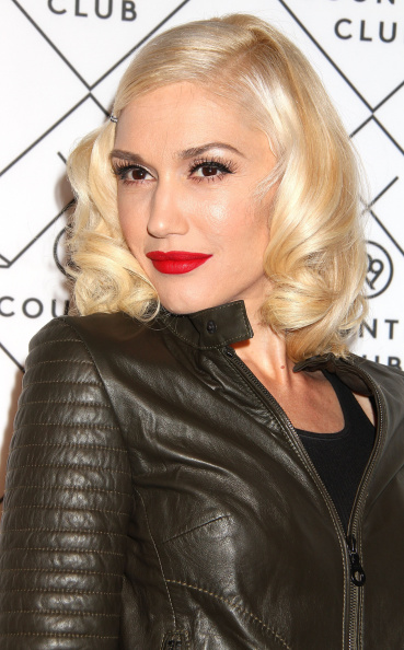 NEW YORK, NY - SEPTEMBER 04: Gwen Stefani attends Refinery29 Country Club Launch Event at 82 Mercer on September 4, 2014 in New York City. (Photo by Laura Cavanaugh/Getty Images)
