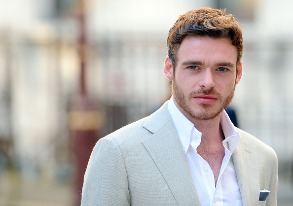 LONDON, ENGLAND - JUNE 03: Richard Madden attends the Royal Academy of Arts Summer Exhibition on June 3, 2015 in London, England. (Photo by Stuart C. Wilson/Getty Images)