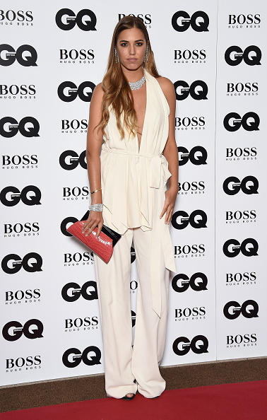 LONDON, ENGLAND - SEPTEMBER 08: Amber Le Bon attends the GQ Men Of The Year Awards at The Royal Opera House on September 8, 2015 in London, England. (Photo by Gareth Cattermole/Getty Images)