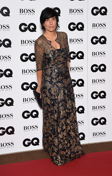 LONDON, ENGLAND - SEPTEMBER 08: Sharleen Spiteri attends the GQ Men Of The Year Awards at The Royal Opera House on September 8, 2015 in London, England. (Photo by Gareth Cattermole/Getty Images)