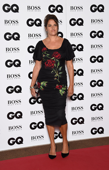LONDON, ENGLAND - SEPTEMBER 08: Tracey Emin attends the GQ Men Of The Year Awards at The Royal Opera House on September 8, 2015 in London, England. (Photo by Gareth Cattermole/Getty Images)