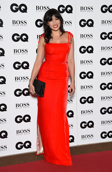 attends the GQ Men Of The Year Awards at The Royal Opera House on September 8, 2015 in London, England.