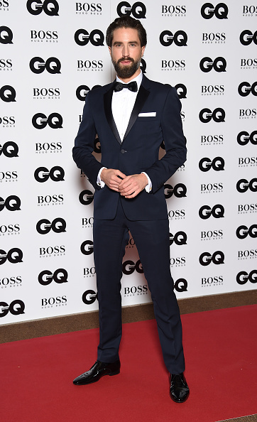 LONDON, ENGLAND - SEPTEMBER 08: Jack Guinness attends the GQ Men Of The Year Awards at The Royal Opera House on September 8, 2015 in London, England. (Photo by Gareth Cattermole/Getty Images)