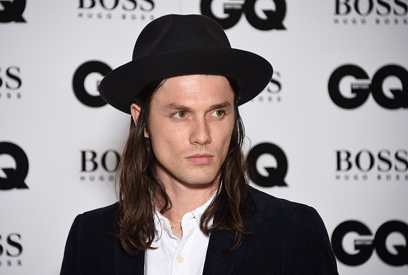 LONDON, ENGLAND - SEPTEMBER 08: James Bay attends the GQ Men Of The Year Awards at The Royal Opera House on September 8, 2015 in London, England. (Photo by Gareth Cattermole/Getty Images)