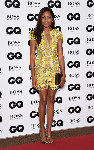 LONDON, ENGLAND - SEPTEMBER 08: Naomie Harris attends the GQ Men Of The Year Awards at The Royal Opera House on September 8, 2015 in London, England. (Photo by Gareth Cattermole/Getty Images)