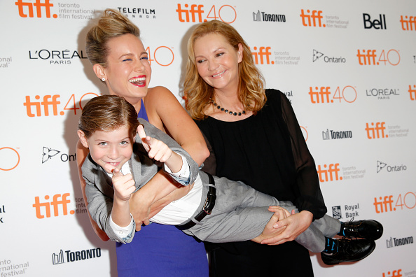 """attends the """"Room"""" premiere during the 2015 Toronto International Film Festival at the Princess of Wales Theatre on September 15, 2015 in Toronto, Canada."""