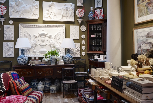 Pentreath & Hall, London. Our Shop Star's Top Retail Therapy Spots.