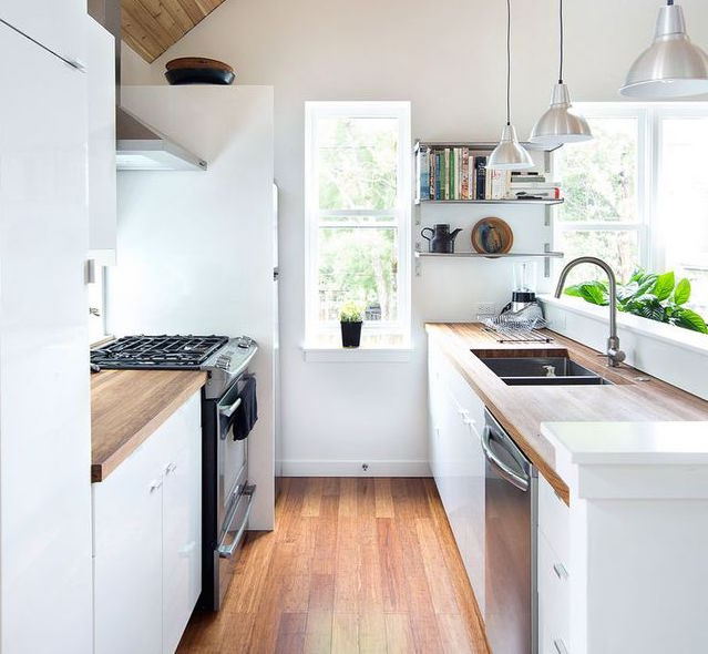 Interiors Pinspiration: Clutter-Free Kitchens   Image Interiors & Living
