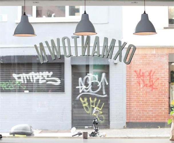 Oxmantown caf?, Stoneybatter, Dublin 7