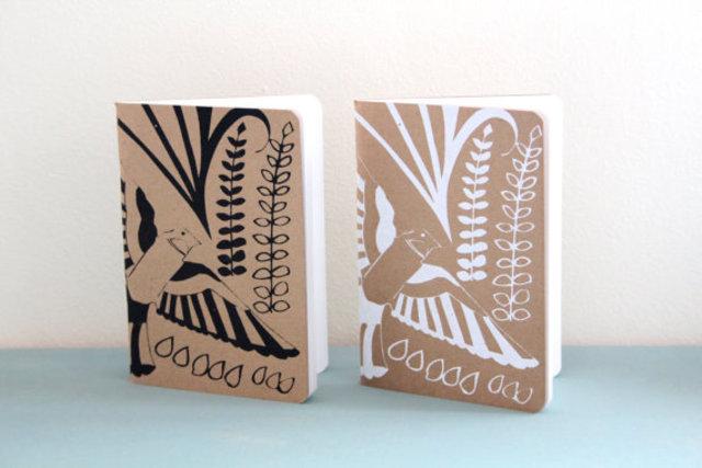 Notebook by Jane Hayden Designs, €6, Etsy