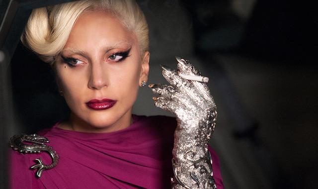 Lady Gaga in American Horror Story: Hotel.