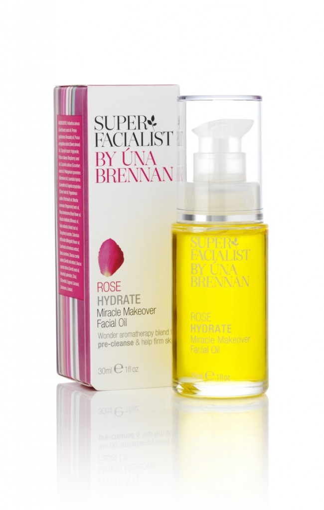 Superfacialist Rose Miracle Makeover Facial Oil, €19.99
