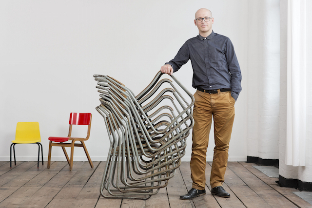 Alex Milton, Irish Design 2015. Photography: Christopher Heaney