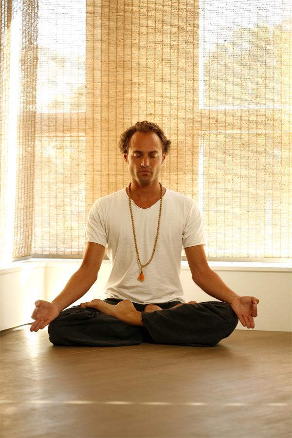 Ata Baechler Ashford Castle Yoga Retreat