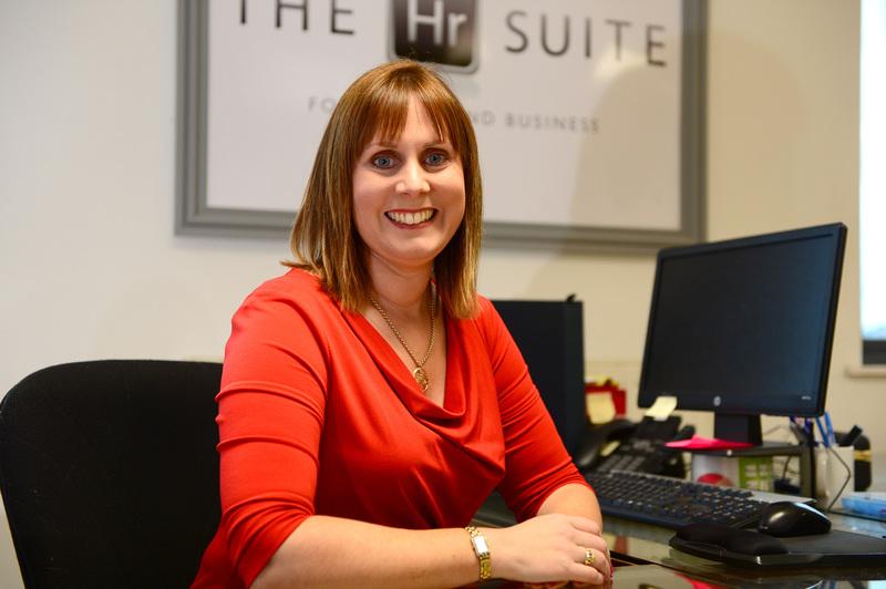 Caroline McEnery, managing director, The HR Suite www.dwalshphoto.com