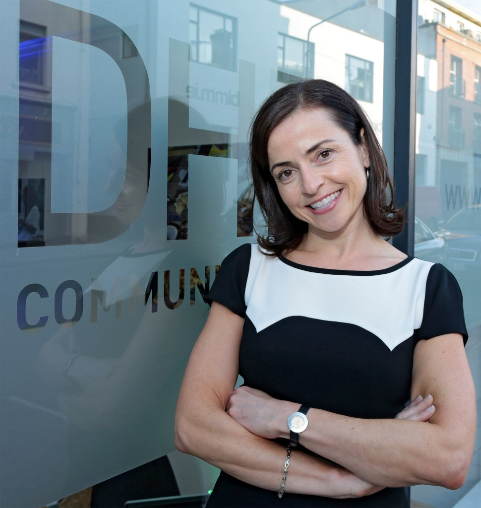 Catherine Heaney, managing director, DHR Communications
