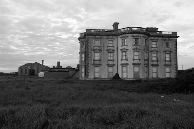 Visit One of Ireland's Most Haunted Houses this Halloween| Image via helloireland.com