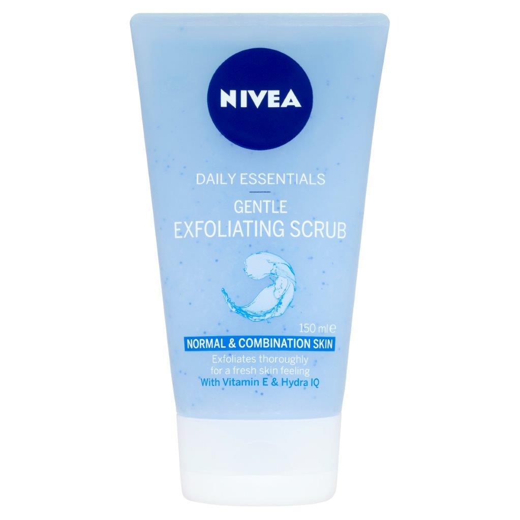 NIVEA Daily Essentials Gentle Exfoliating Scrub RRP 6.29e