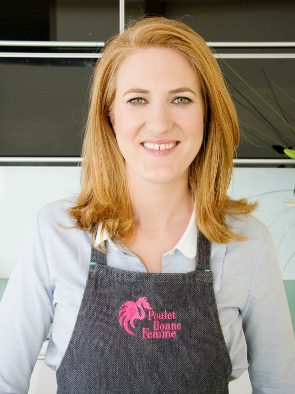 Sara Mitchell, co-owner, Poulet Bonne Femme