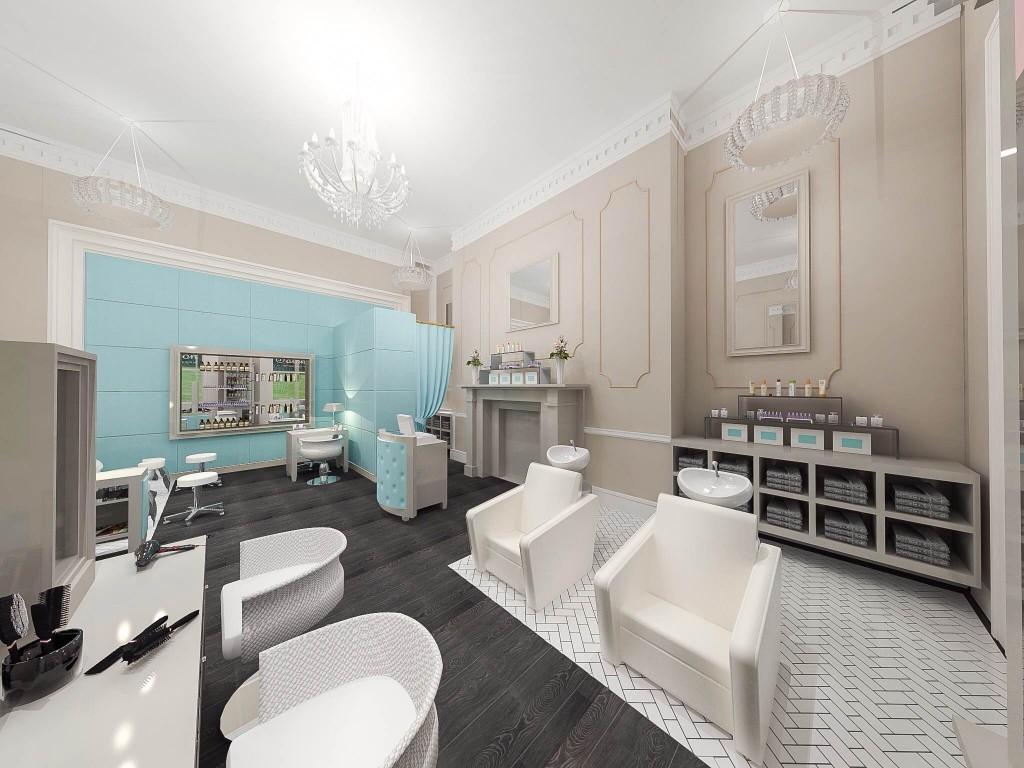 The Salon at The Shelbourne
