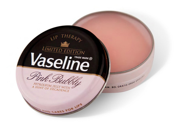 Vaseline Lip Therapy Pink Bubbly , ?0.65