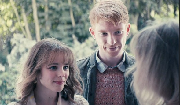 Domhnall Gleeson in 'About Time'