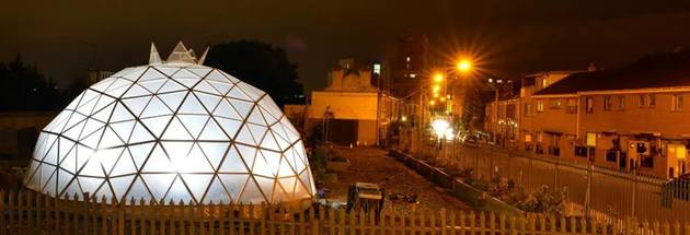 flanagans field dome