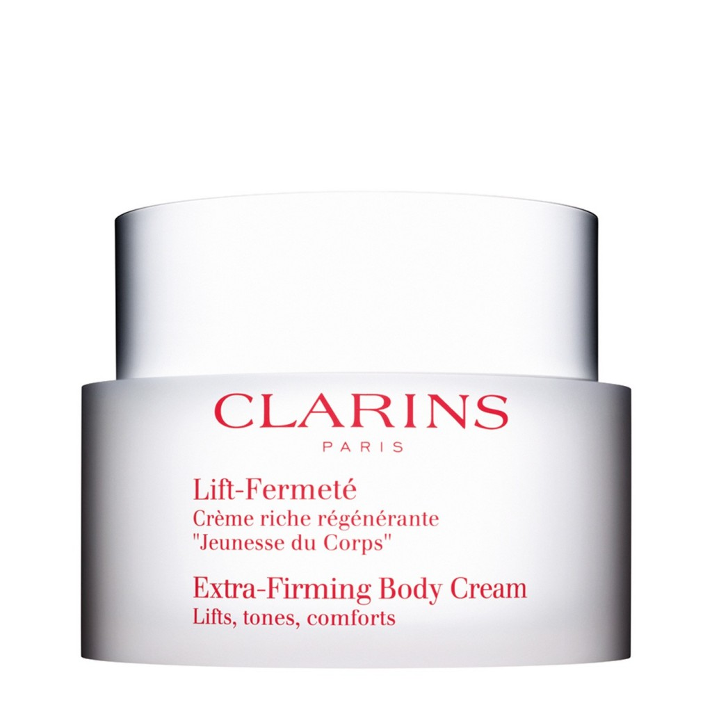 Clarins Extra-Firming Body Cream, €49
