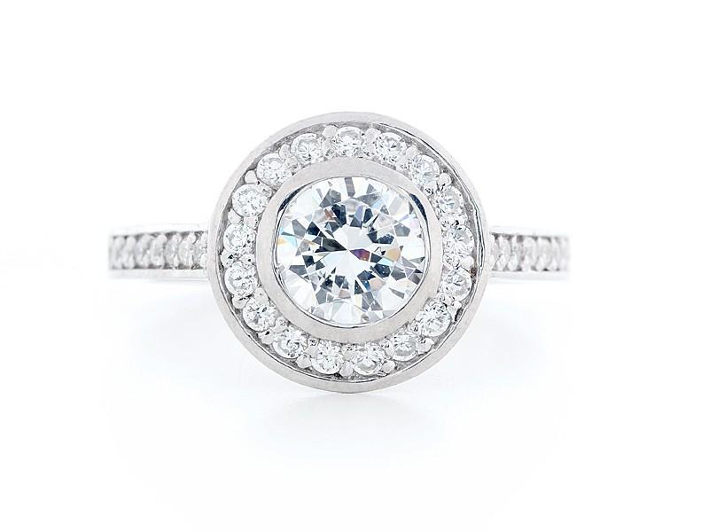 Dervla's Favourite: Sabrina Ring by Brilliant Inc.