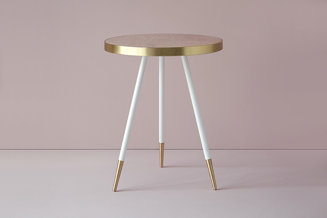 Tables by Bethan Gray, from??2,460,?Maoliosa.