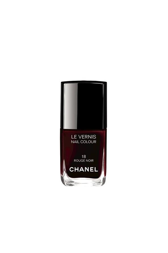 Le Vernis Nail Colour in Rouge Noir, €23.50
