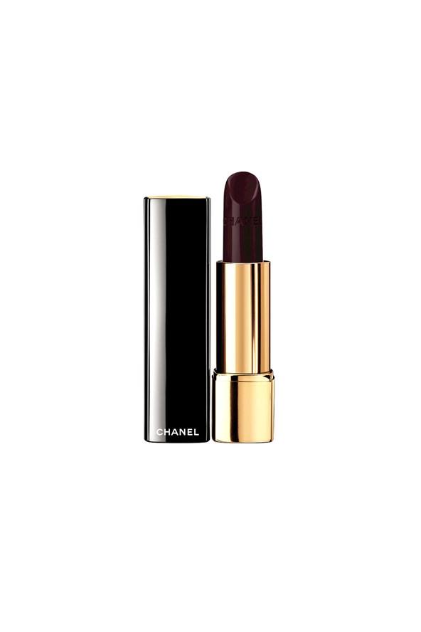 Rouge Allure Intense Long-Wear Luminous Lip Colour in Rouge Noir, €33
