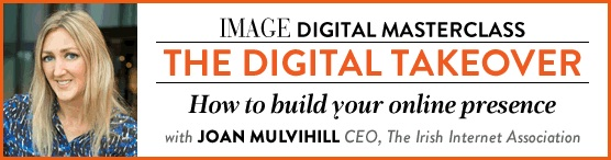 Digital Masterclass - Joan Mulvihill - Ezine Banner