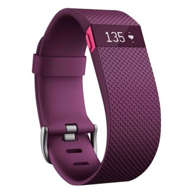 Fitbit Charge HR Plum Large €149.99