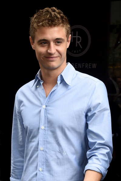 TORONTO, ON - SEPTEMBER 06: Actor Max Irons attends day 2 of the Variety Studio presented by Moroccanoil at Holt Renfrew during the 2014 Toronto International Film Festival on September 6, 2014 in Toronto, Canada. (Photo by Michael Buckner/Getty Images for Variety)