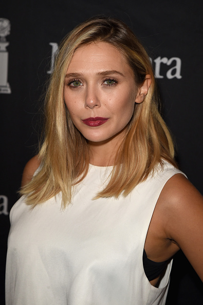 TORONTO, ON - SEPTEMBER 12: Actress Elizabeth Olsen attends the InStyle & HFPA party during the 2015 Toronto International Film Festival at the Windsor Arms Hotel on September 12, 2015 in Toronto, Canada. (Photo by Jason Merritt/Getty Images)