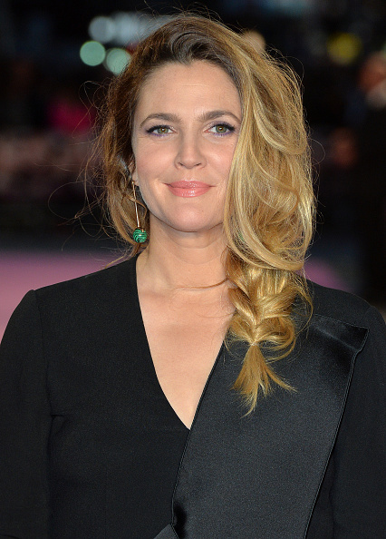 """LONDON, ENGLAND - SEPTEMBER 17: Drew Barrymore attends the European Premiere of """"Miss You Already"""" at Vue West End on September 17, 2015 in London, England. (Photo by Anthony Harvey/Getty Images)"""