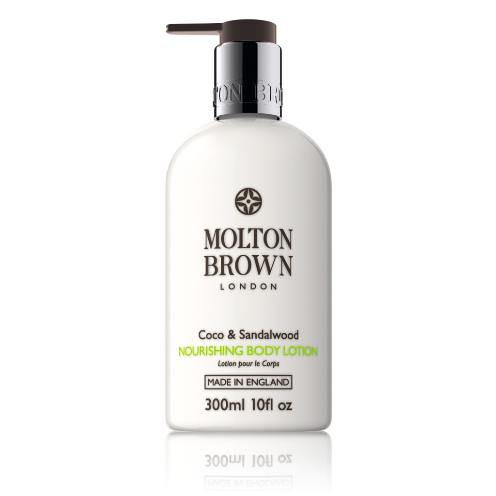 Coco & Sandalwood Nourishing Body Lotion 300ml, €29