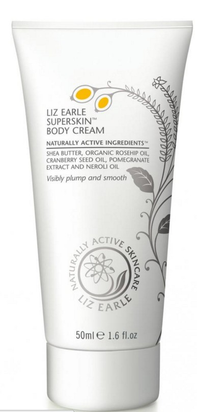 Liz Earle Superskin Body Cream , €44