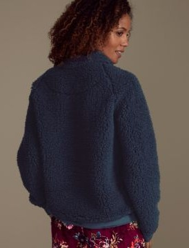 M&S Long Sleeve snuggle Pyjama Top €22.00