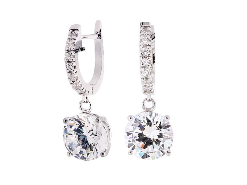 Dervla's Favourite: Ella Drop Earrings by Brilliant Inc.