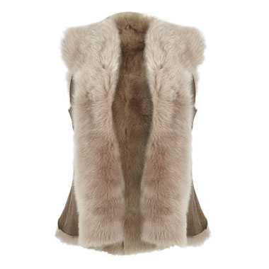 Gushlow and Cole Gilet €855