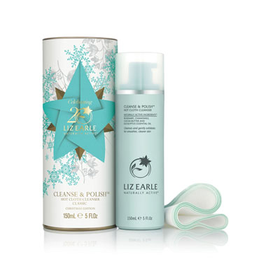 Liz Earle Cleanse & Polish Hot Cloth Cleanser Xmas Edition €23.50