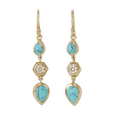 Melinda Maria Drop Earrings €60
