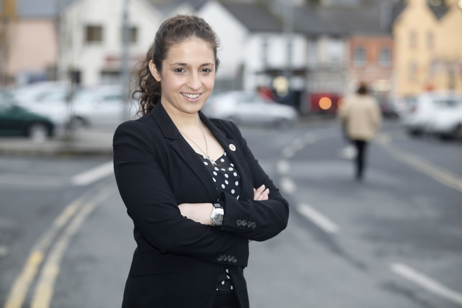 09/11/10 Rani Dabrai from Miss Moneypenny Intellegent Business Support, Newcastlewest, Co. Limerick. Pic: Don Moloney/Press 22