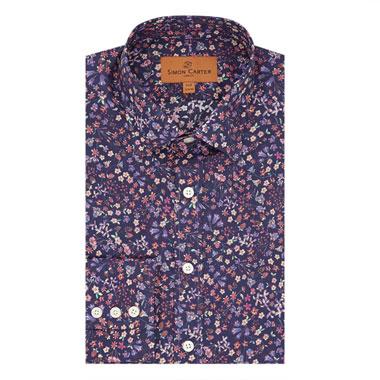 Simon Carter Liberty Shirt Pink €140.00