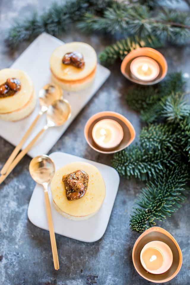 Moreish Mini Spiced Almond Cakes